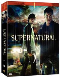 """Supernatural"" (1ª Temporada)"