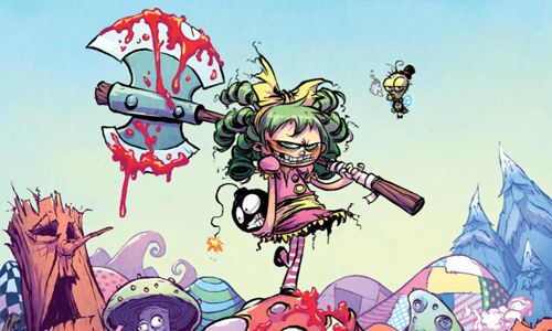 """""""I Hate Fairyland 1: Madly Ever After"""" (Skottie Young, Image Comics)"""