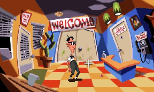"""Day of the Tentacle"" (Dave Grossman y Tim Schafer, 1993)"