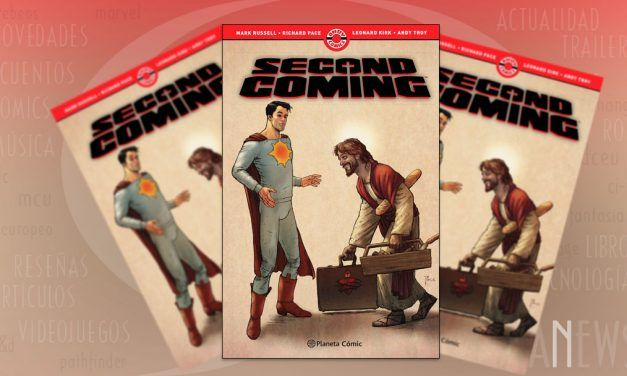 «Second Coming» (Mark Russell y Richard Pace, Planeta Cómic)